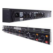 BEHRINGER SUPER-X PRO CX2310 crossover processore rack 2 vie mono 3 vie stereo