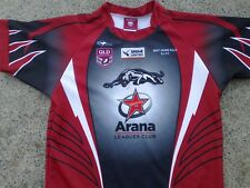 West Arana Hills Panthers QRL RLFC player issue rugby league jersey