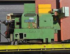 Okuma LB15 CNC Lathe 3~ 415V