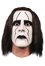 Sting WWE Full Head Pullover Halloween Adult Mens Mask