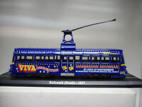 TR103 BRUSH RAILCOACH TRAMWAY TRANVIA ATLAS 1:76
