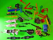 RARE GI JOE ACTION FORCE & OTHER. JOB LOT OF VINTAGE PARTS ACCESSORIES  ETC #2