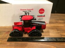 Case IH Ertl QuadTrac Steiger AG tractor 1/32 scale NIB Denver Summit 1996 Scale