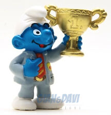 20532 President Soccer Player Presidente 2A  PUFFO PUFFI SMURF SMURFS SCHTROUMPF