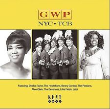 GWP NYC TCB by Various Artists (CD, Sep-2005, Kent)