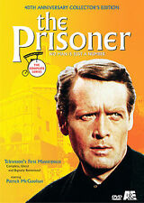 The Complete Prisoner Megaset 40th Anniversary Collectors Edition (DVD, 2006, 10