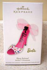 Hallmark 2012 Ornament, Shoe-licious!, Barbie