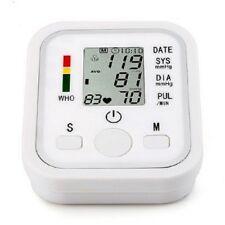Digital Automatic Upper Arm Blood Pressure Monitor Meter Intellisense 180Memory