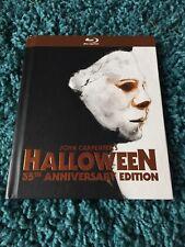 Halloween 35th Anniversary Blu Ray Digibook / Mediabook Horror Gore