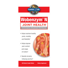 Garden of Life - Wobenzym N - 800 Tablets