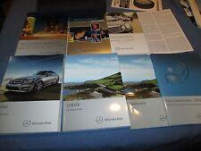 2013 Mercedes C-Klasse Coupe Owners Manual Neu Set Navi Stimme 250 350 4 Matic