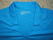 Nike GOLF DRI-FIT Women's  Athletic Running Shirt S/Sleeve sz L New