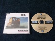 Very Rare, THE KLF - Kylie Said To Jason, UK 3 Track CD Single 1989, KLF 010CD