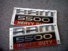 2014 dodge ram 5500 owners manual