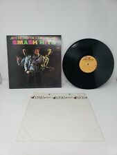 Mint JIMI HENDRIX EXPERIENCE - SMASH HITS LP VINYL REPRISE RECORDS MS2025 POSTER