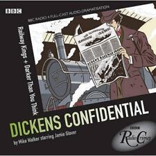 Dickens Confidential : Railway Kings and Darker Than You Think by Mike Walker...