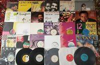 Lot Of 30 Funk Soul Disco Gospel Records Lp Vinyl VG++ CLEANED JOB LOT#29 $150++