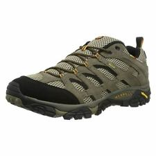 Merrell J87107-9.5-D Mens Gore-Tex Walnut Hiking Shoe, 9.5D M Size