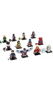 LEGO Marvel Studios Minifigures Series 71031 Complete Full Set of 12 - IN STOCK