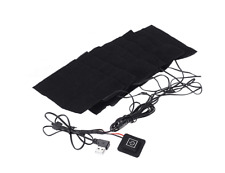Thermal Clothing Jacket Electric 8 In 1 USB Clothes Heating Pad Adjustable Temp