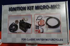 BSA  6V OR 12VOLT MICRO MK 2 IGNITION KIT...