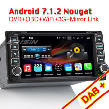 Android 7.1 Autoradio GPS DAB+DVB-T2 TOYOTA COROLLA RAV4 VIOS VITZ HILUX PRADO