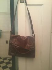 Gorgeous Brown Leather Mimco Bag Oversized.
