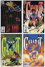 Gambit (1993) 1-4 #1 #2 #3 #4 Full Set 1St Print Movie Soon X-Men Marvel Lot Run