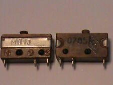 20x MP-10 (МП-10) Microswitch 250V 3A Push Button USSR