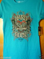 CYPRUS (Nicosia) HARD ROCK CAFE Gorgeous TEE T-SHIRT Brand New HRC Tags SMALL!!