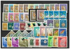 Kuwait Selection of 53 Different Stamps All Mint Unhinged #6-3