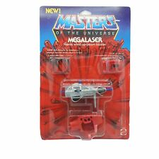 Vintage 1985 MEGA LASER He Man Masters Of The Universe MOTU MOC Sealed READ