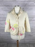 Women's Whistles Jacket - UK10 - Beige - Great Condition