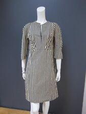 MARNI linen, viscose & elasthane dress, NEW, size 46 italian