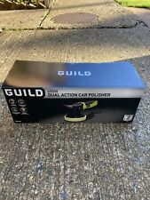Guild Dual Action Car Polisher Brand New