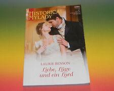 Laurie Benson ? Liebe Lüge und ein Lord ~ historische Liebesromane HISTORICAL