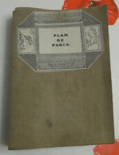 ancienne cartes plan de paris 1840 de auguste logerot