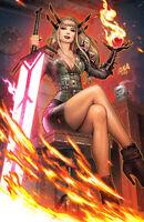 STRANGE ACADEMY #4 (DAVID NAKAYAMA EXCLUSIVE VIRGIN VARIANT) COMIC ~ Marvel