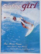 Surfing girl Magazine Pam Burridge Rochelle Ballard Contest Drama SantaCruz 1998