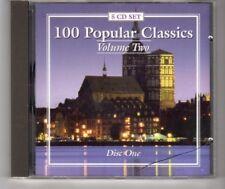 (HN25) 100 Popular Classics Vol 2 - Disc One Only - 1998 CD