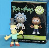 Funko Mystery Mini RICK and MORTY FIGURE SERIES 1 MR POOPY BUTTHOLE 1/6