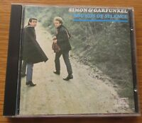 SIMON & GARFUNKEL Sounds Of Silence 1980's EURO PRESSING CD NO BARCODE CBS 62690