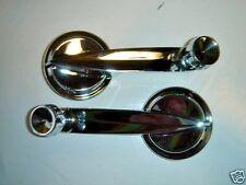 57 58 59 60 Mercury Monclair Parklane Montery window handles / cranks NEW