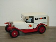 Opel 4PS Van 1926 Cafe Hag - Eligor France 1:43 *35615