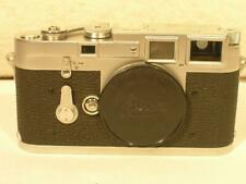 Leica M3 DS Double Stroke 35mm Camera Body...Please Read