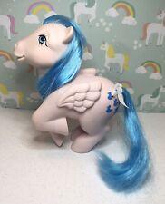 My Little Pony Vintage G1 Hasbro Waterfall Pegasus Sprinkles Pink Blue Ducks