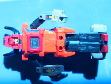 Transformers G1 VINTAGE 1986 Tantrum Incomplete C-6 Hasbro Custom Predacon!!!!!!