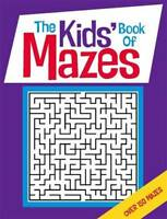 The Kids' Book of Mazes, Gareth Moore, New