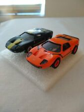 AW Auto World Ford GT-40 HO Slot Cars