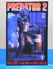 PREDATOR 2 #1 of 2 1991 Dark Horse Uncertified WITH CARDS 1st Print